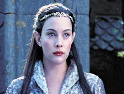 arwen lord of the rings princess names fictional picks