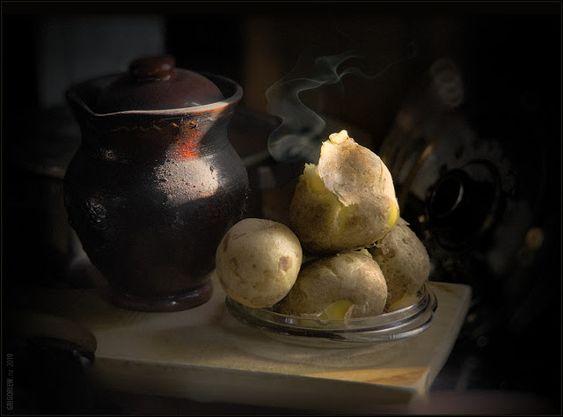 PhotoGraphist: Вареный картофель \  Григорьев Евгений