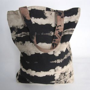 Cook & Gates: Painted Canvas Bags, Totebag, Watercolor Bag, Tote Bags, Gates Bags, School Bags