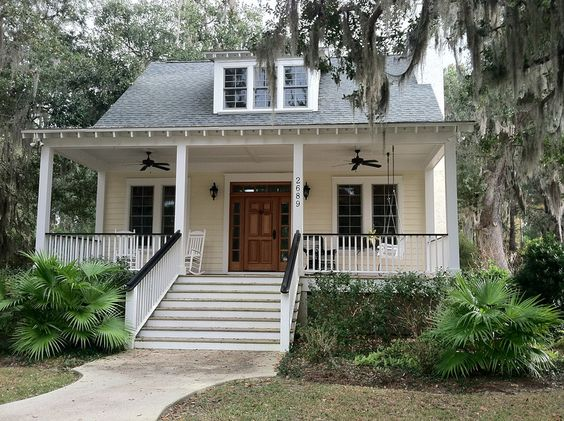 Another Low Country Cottage
