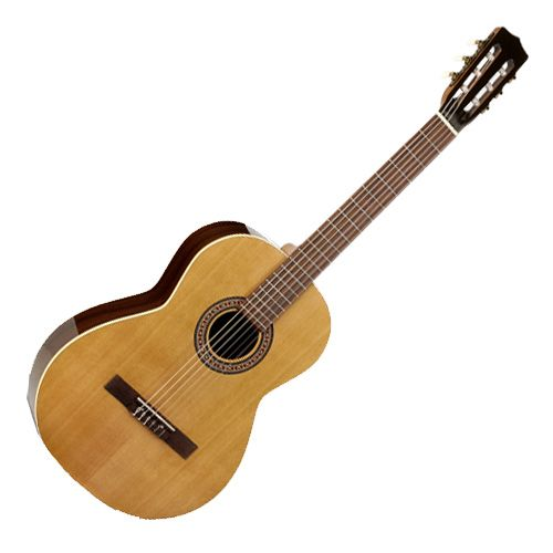 La Patrie 00463 Collection Classical Guitar with Solid Rosewood Back and Sides