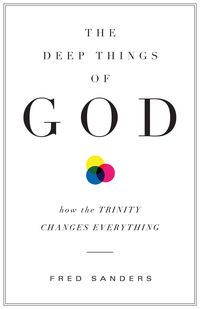 great book on the trinity. It's a little complex, so it's taking me a while to read.