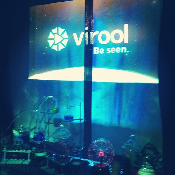 The Virool lab is open!