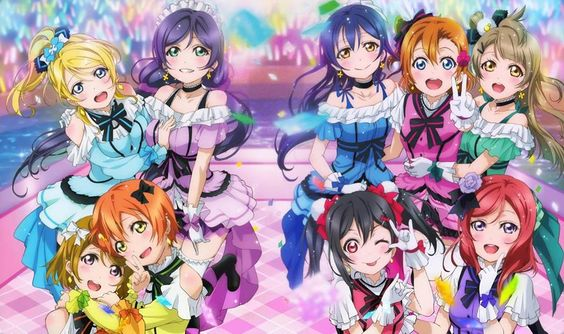 "Love live! School Idol, ""Kira kira sensation"""