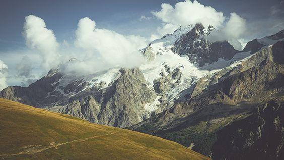 Les Alpes chap.23 : Plateau d'Emparis on Behance