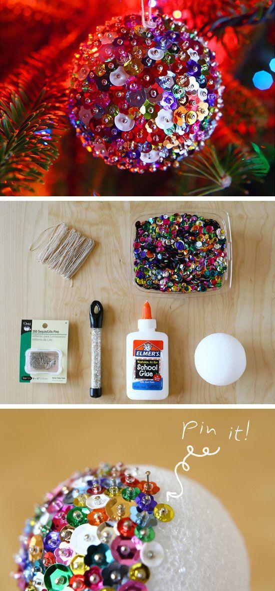 Amazing DIY Christmas Ornaments Books Worth