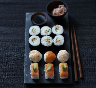 Tomorrows project if I finish Work in time. Sushi for beginners  Lifeinpiks