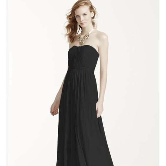 Worn Bridesmaid Dresses 89
