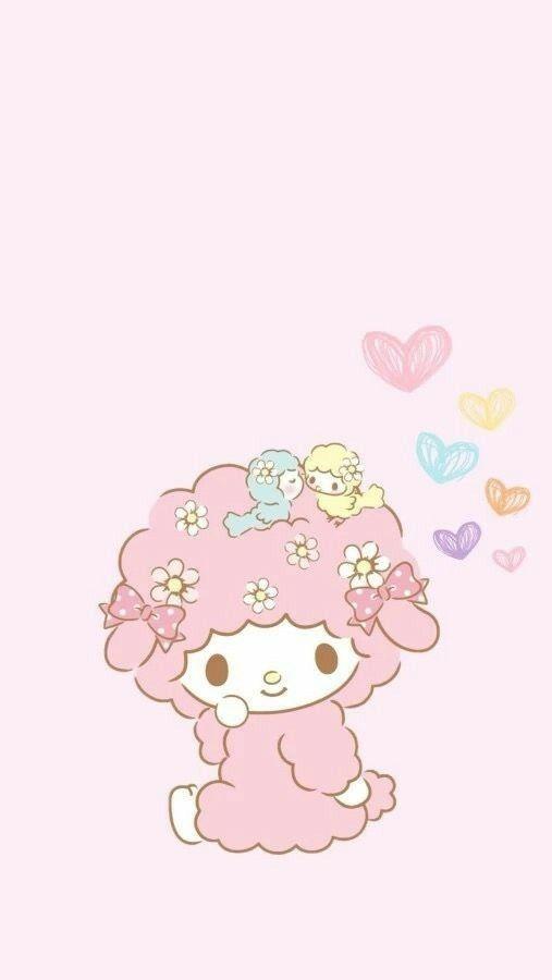 My Sweet Piano Melody Hello Kitty Hello Kitty Images Hello Kitty Wallpaper