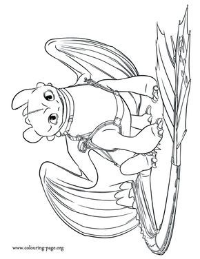 Toothless Is A Night Fury Dragon And Hiccup S Friend Enjoy This Amazing How To Train Your Dragon Coloring Page How Train Your Dragon How To Train Your Dragon