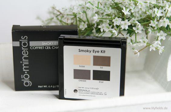 glominerals - Smokey Eye Kit