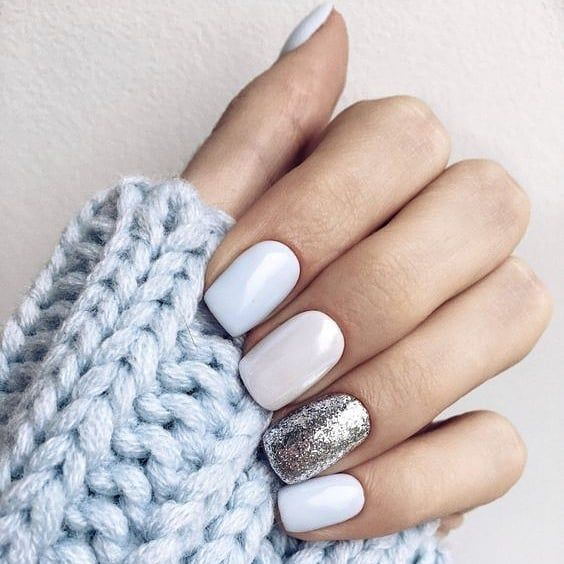 Winter Nail Inspo Blvdbabes Shellac Nails At Home