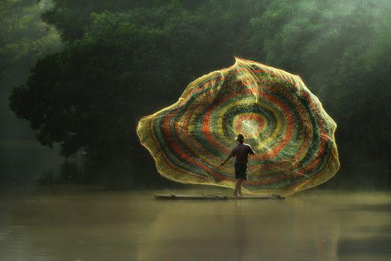 """""""fishermen"""" by tommi zaqin"""