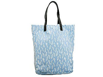 canvas tote via Chewing the Cud. Seen on Creature Comforts