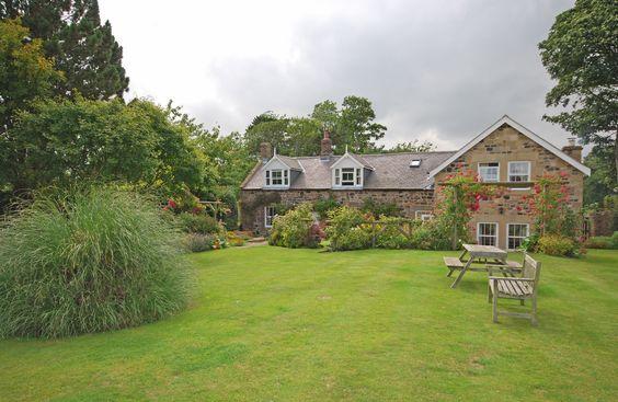 Courtyard Cottage Dunstan Steads