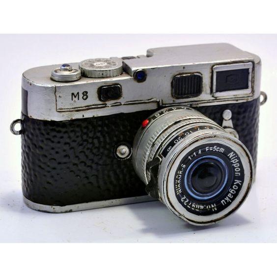 mini câmera nippon 1948
