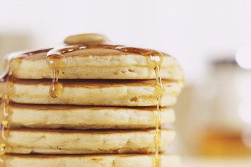 Omg I love this | 13 Reasons Pancakes Are Way Better Than Waffles