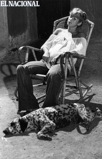 """Película """"El Pez Que Fuma"""". Caracas, 01-04-1979 (LEO MATIZ / ARCHIVO EL NACIONAL) la pelicula de las peliculas en el cine venezolano actuaciones excelentes,el mejor trabajo de R.Chalboud"""