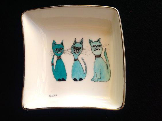 i Gatti blu