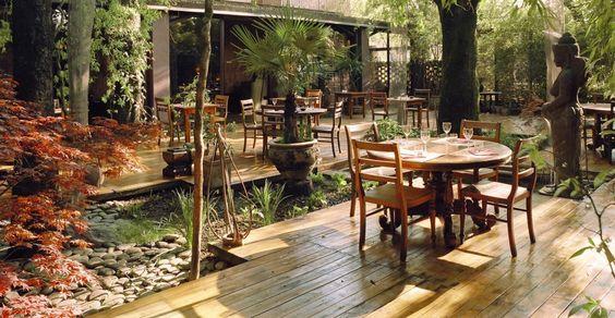 Ristoranti con tavoli all'aperto a Milano   Agrodolce