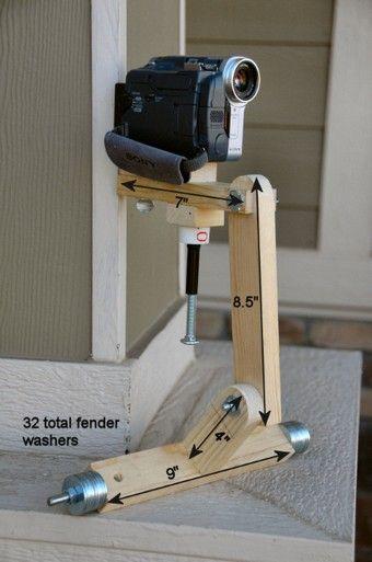 Dr. Augustine Fou's Online Scrapbook: Build a DIY Camera Stabilizer to Capture Smooth Video [DIY]