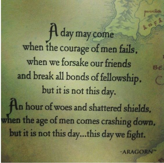 Top 10 Hobbit And Lord Of The Rings Quotes For Some Motivation
