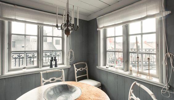 Magisk etagevåning till salu (hemlig dörr leder till en riktig dröm!) - Sköna hem
