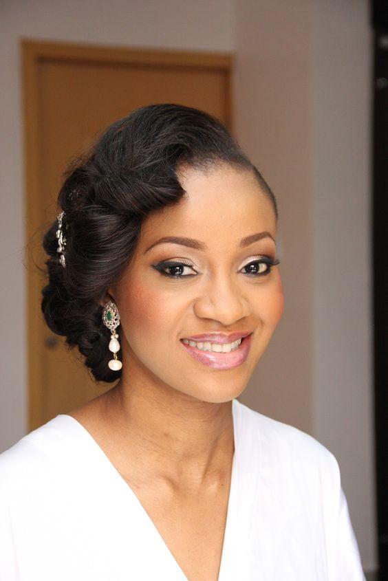 coiffure mariage nigerienne