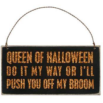 Queen of Halloween!