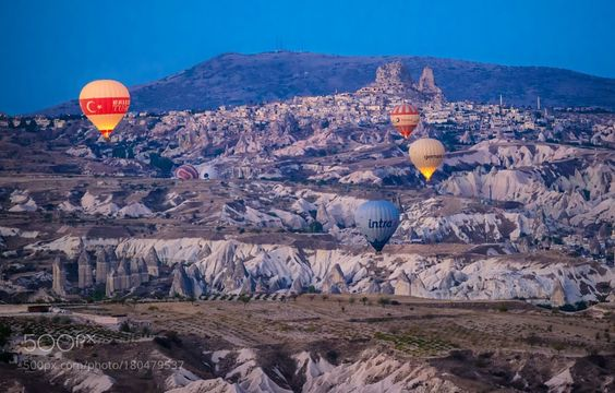 Popular on 500px : Airbaloons by cemayden
