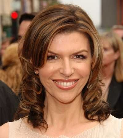 Finola Hughes- General Hospital  I really like her