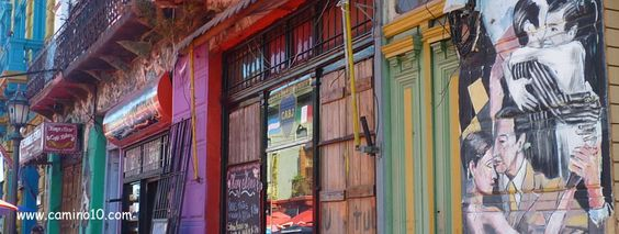 Tango in Buenos Aires, Argentinien