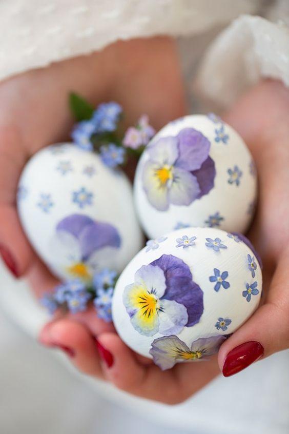 .~Easter eggs~.