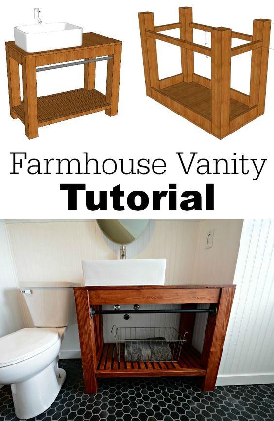 Modern Farmhouse Bathroom Farmhouse Bathrooms And Modern