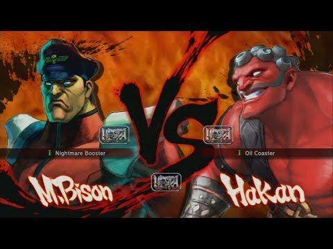 Ultra Street Fighter Iv Tournament Third Place Match 5 M Bison