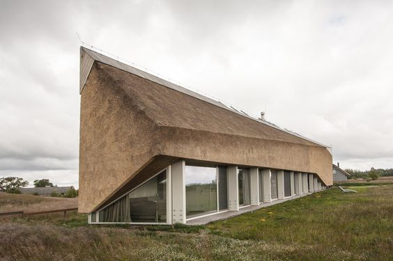 Completed in 2015 in Pape, Latvia. Images by Juozas Kamenskas. The wind and the…