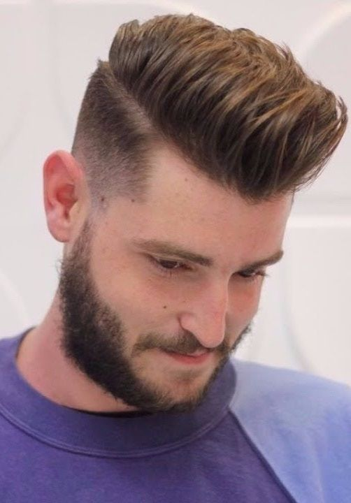 41 Stylish Hairstyles for Men 2019