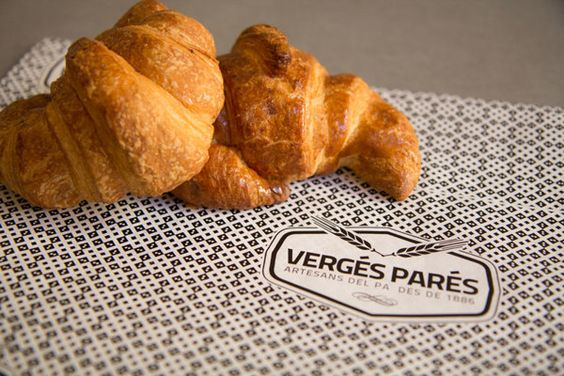 Vergés Parés on Behance #branding #diseño #packaging #bakery #panadería