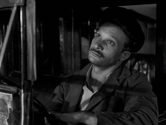 Alfredo Rizzo -   Vacanze romane 1953 - il tassista