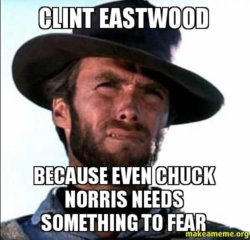 clint eastwood memes | Submit to Reddit | Clint Eastwood ...