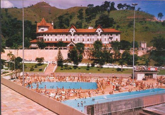 Balneario Municipal E Grande Hotel Gloria Aguas De Lindoia