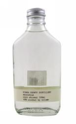 Kings County Distillery Moonshine    Kings County Distillery is NYC's first legal distillery since Prohibition. Their white dog whiskey utilizes corn from upstate and a splash of malted barley from Scotland. The essence of the corn comes shining through in this easy-like-Sunday-morning spirit and we plan on keeping it in our back pockets at all times. Comes in a 200-mL bottle.  $19.99