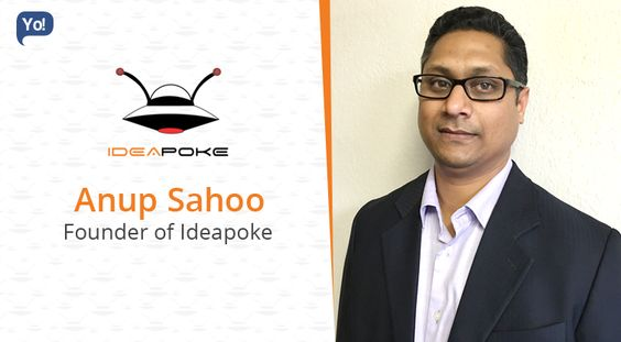 Exclusive Interview with Anup Sahoo - Founder of Ideapoke