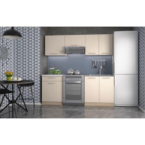 Zestaw Mebli Kuchennych Brenda Wanilia Dab Sonoma Kitchen Cabinets Home Decor Kitchen