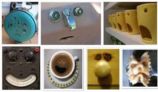 Pareidolia Everyday Objects And Random - Facespics a twitter account all about hidden faces in everyday objects