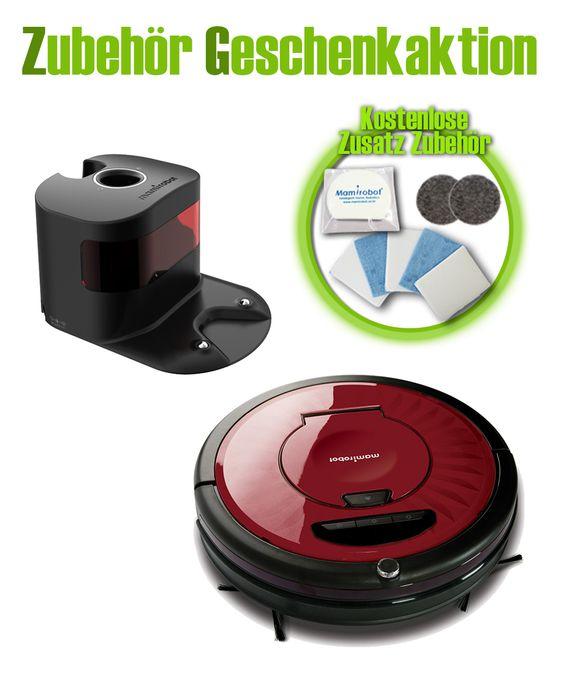 Geschenk - Aktion für Mamirobot KF Modelle  Aktionszeit : 22.04.2014 ~ 30.04.2014 Mamirobot Europe Official website : www.mamiroboteu.com #mamirobot #geschenk-aktion #roboterstaubsauger #staubsaugroboter