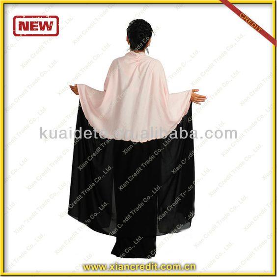 2014 новый популярный дизайн абая для женщин-Исламская одежда-ID продукта:1349166488-russian.alibaba.com