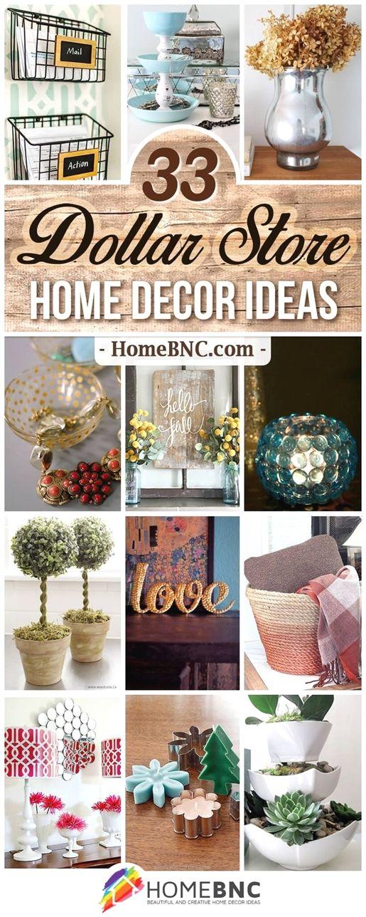 Diy Dollar Store Home Decor Ideas Emmy S Designs Dollar Store Diy Dollar Stores Home Decor Tips