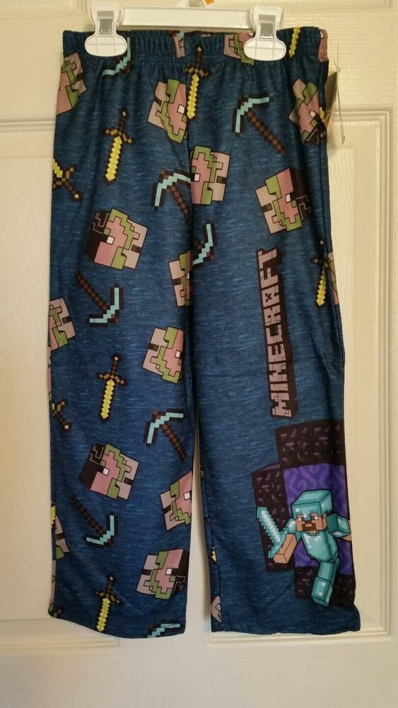 Red Youth Small Youth Gamer Lounge Pajama Pants 6//7