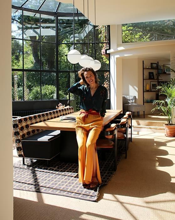Julia Rueil Malmaison Inside Closet Decoration Interieure Deco Appartement Idee Deco